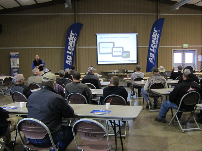 Ag West Supply >> Ag Leader Headed West For Grower Meetings